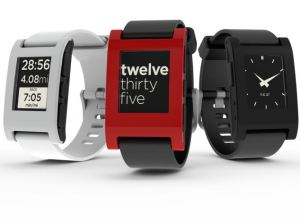 The rumors come after an independent attempt to create a smart watch, called Pebble, became a huge success online.