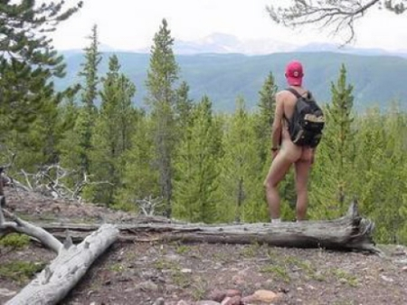 Naked Hiking Day Worldwide Event