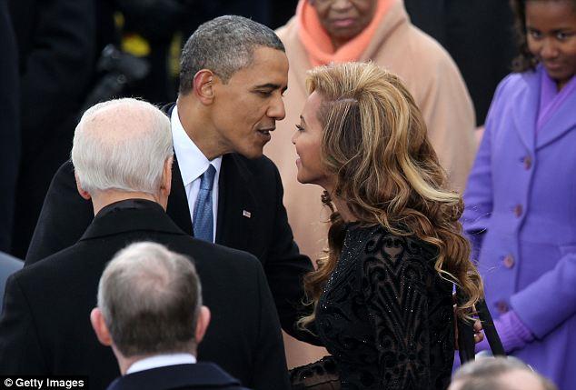 barack obama and beyonce relationship