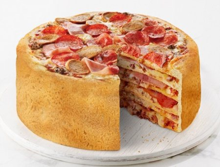Fancy a Pizza Cake?