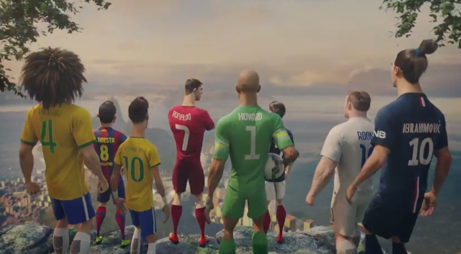 Dormido Coincidencia Mezclado  incident Than Kostim nike world cup commercial - flagstaffyouthchorale.org