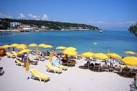 garoupe beach