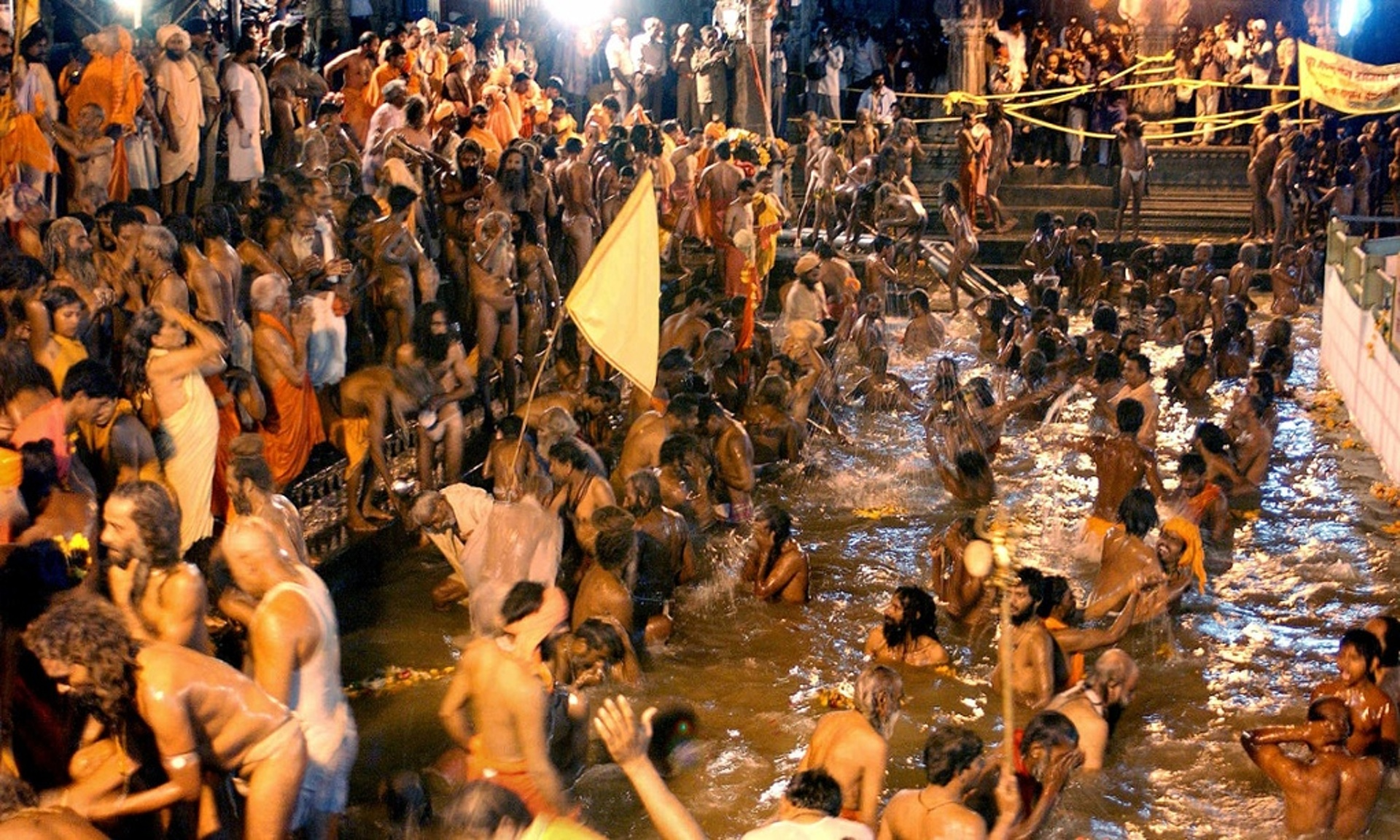 Stampede at Hindu Religious Festival Leaves 22 Dead | Cyber Gazing
