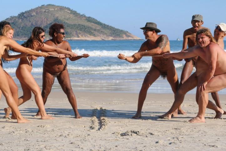 NAKED OLYMPICS IN RIO