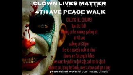 clownlivesmatter