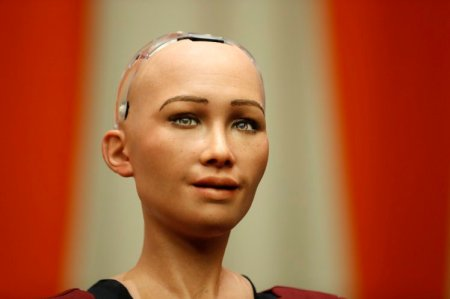 At UN, robot Sophia Joins Meeting On Artificial Intelligence And Sustainable Development