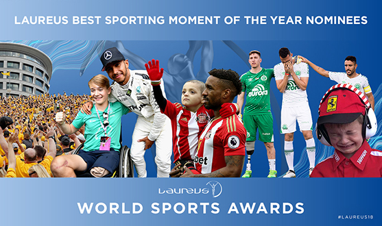world sports awards