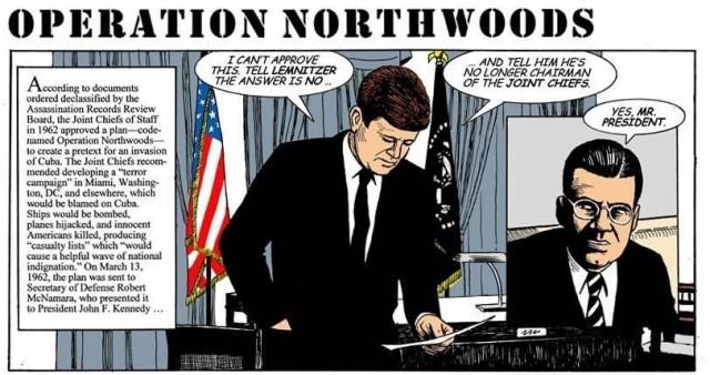Image result for operation northwoods