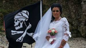 Irish woman 'married to 300-year-old pirate spirit' hits back at critics -  Independent.ie